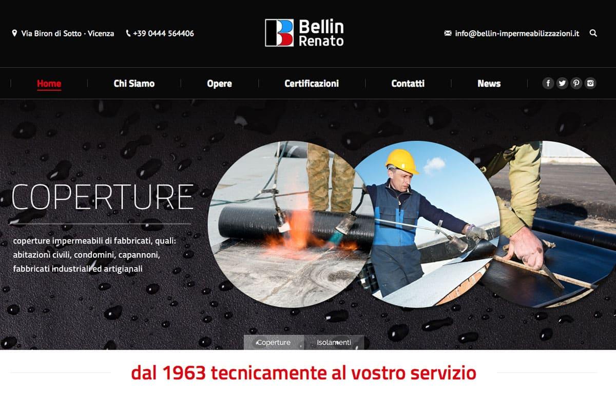 Bellin Renato Impermeabilizzazioni a Vicenza, Isolamenti Termici