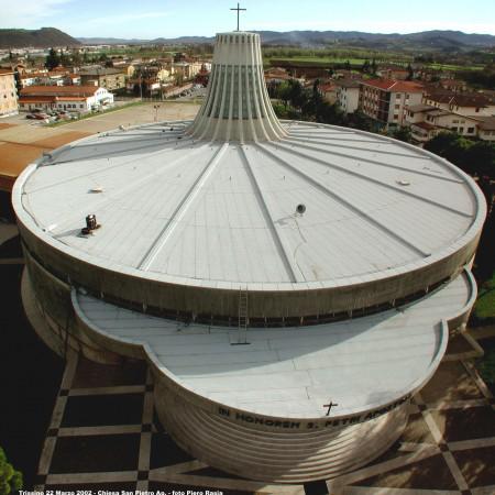 Chiesa San Pietro Apostolo Trissino Vicenza