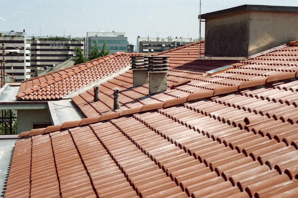 Copertura termoisolante tetto