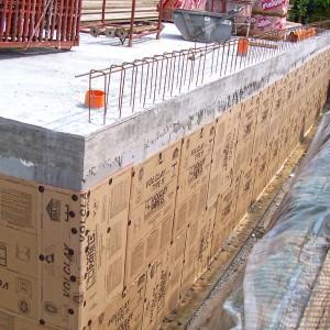 Impermeabilizzazione pareti con pannelli Vicenza